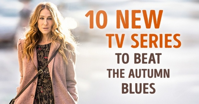 10 new TV series that will help you beat the autumn blues