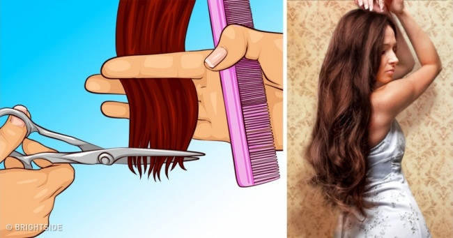 11 Hair Myths That Prevent Us From Growing Long and Healthy Hair