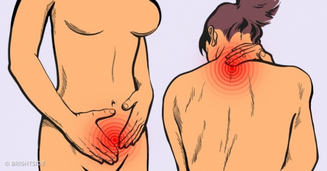 12 Symptoms You Shouldn't Ignore If You Have Pains All Over Your Body