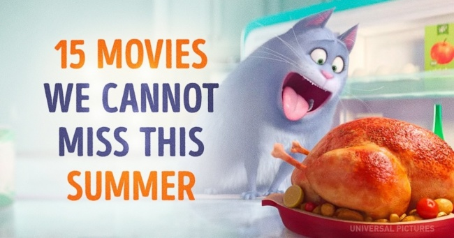 15 movies we need to watch this summer