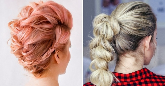 19 superb hairstyles that the summer heat is powerless to spoil