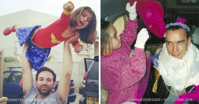 23 pictures of amazing fathers whose kids are truly lucky