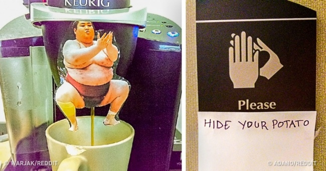 25+ Offices Where the Employees All Have a Great Sense of Humor