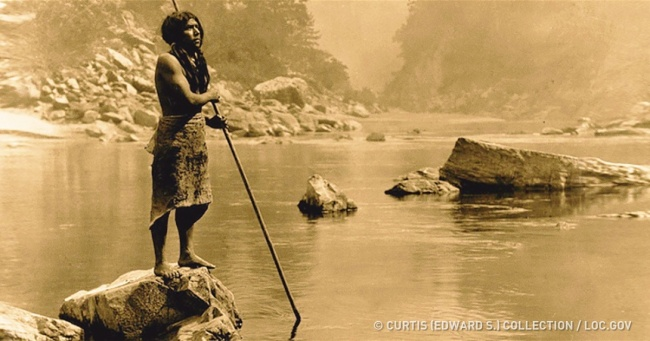 25 Rare Photographs Revealing What the Life of Native Americans Was Like 100 Years Ago