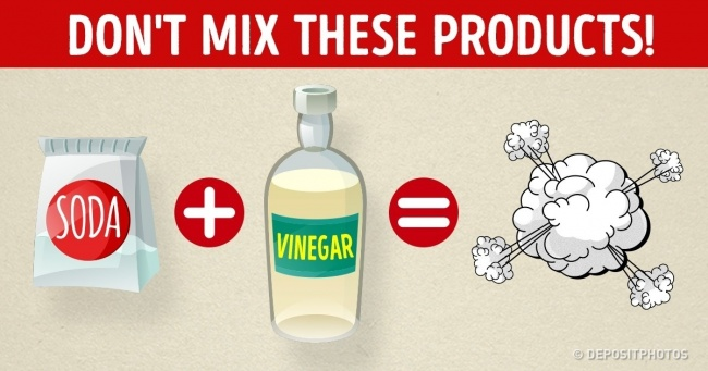 7 Household Cleaning Products You Should Never Mix