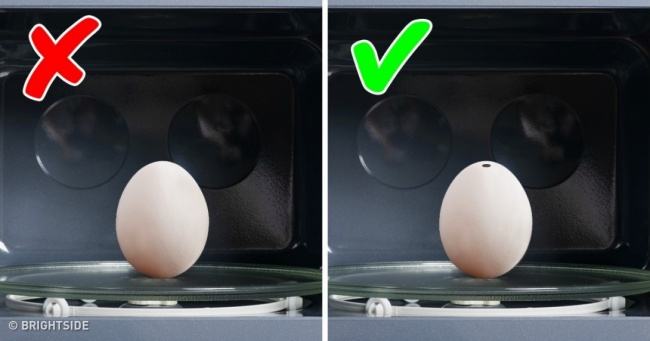 9 Things to Avoid Putting in Your Microwave Under Any Circumstances