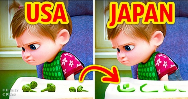 7 Famous Cartoons That Were Changed in Other Countries