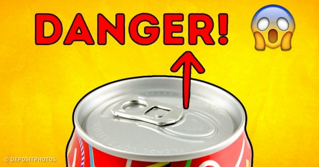 Next Time You Open a  Can Don   t Forget to  Do  This